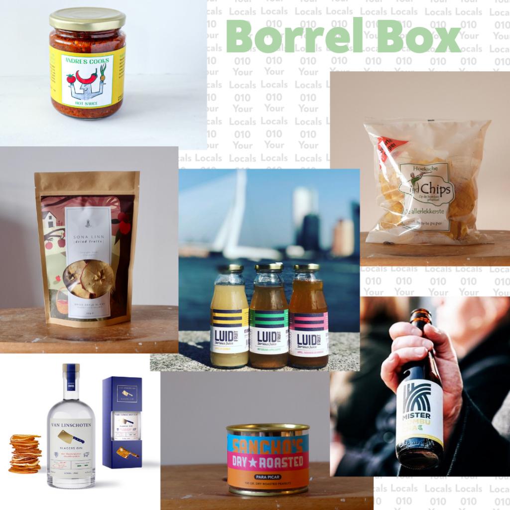 Borrel box
